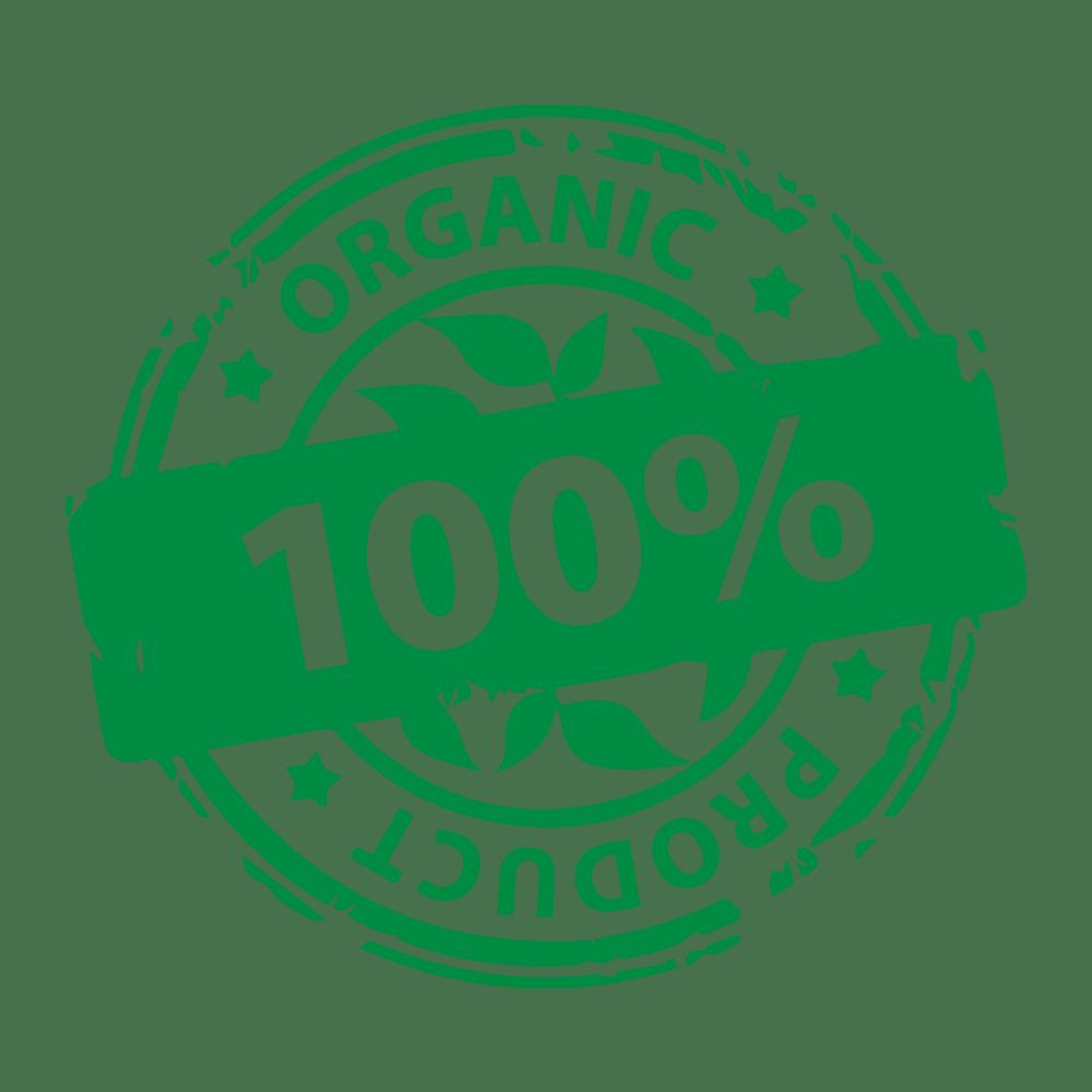 Organic-badge