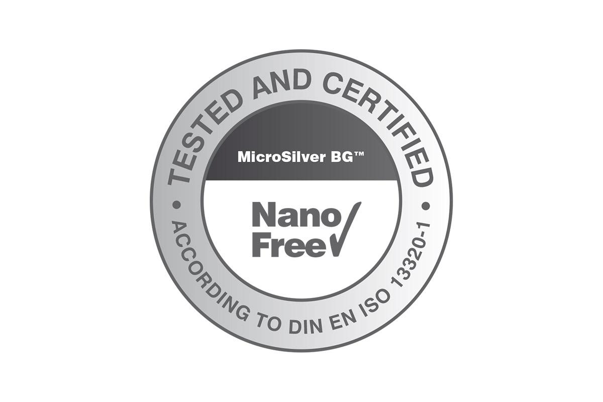 Сребърна четка за зъби - сертификат за качество