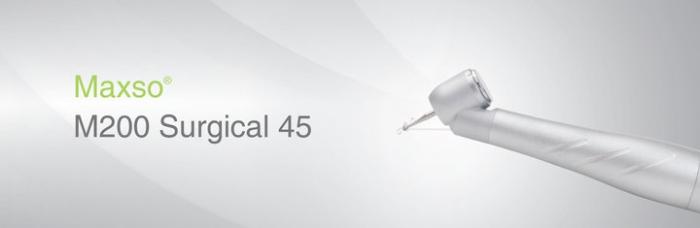Хирургична турбина Maxso M200 Surgical 45