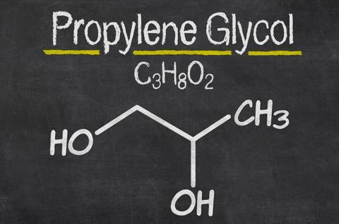 Пропилен Гликол - вредна съставка на паста за зъби