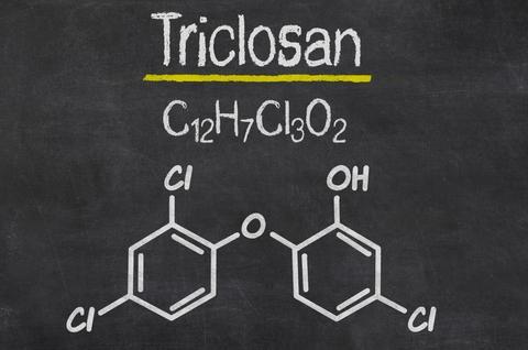 Triclosan съставка паста за зъби