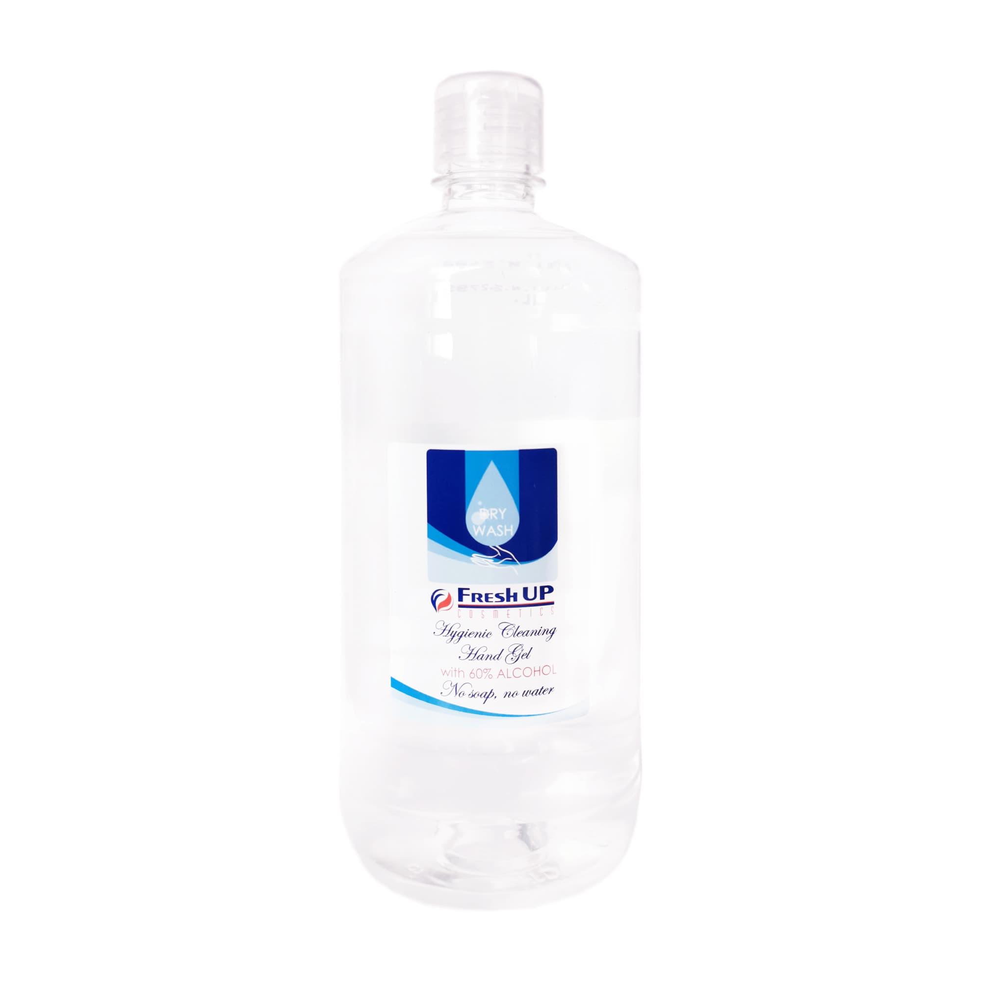 Хигиенен почистващ гел за ръце на алкохолна основа