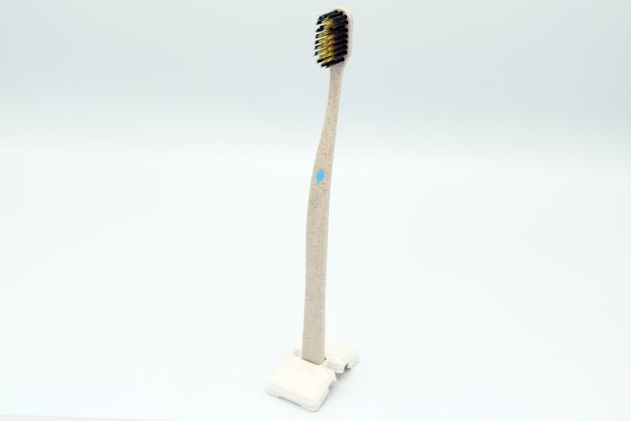 Mundholz четка за зъби злато и въглен